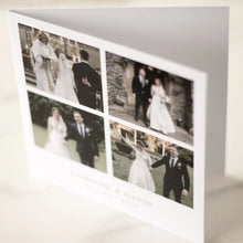 Load image into Gallery viewer, custom wedding thank you cards