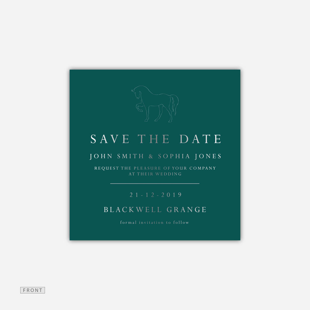 Canter Save the Date