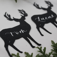 Load image into Gallery viewer, Reindeer Place Cards