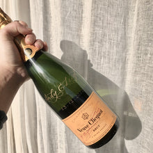 Load image into Gallery viewer, Engraved champagne bottle