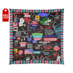 Chucky Comforter Home Decor TVShowGifts 88x88