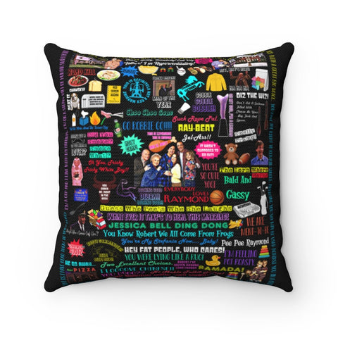 Everybody Loves Raymond Pillow Home Decor TVShowGifts 20x20