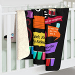 Friends Blanket - Phoebe Buffay Home Decor TVShowGifts