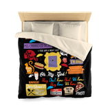 Friends Duvet Cover Home Decor TVShowGifts