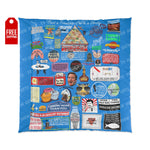Parks And Recreation Comforter Home Decor TVShowGifts 88x88
