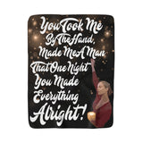 That One Night Blanket Home Decor TVShowGifts 50''x60''