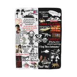 Tony Montana Blanket Home Decor TVShowGifts 50''x60''