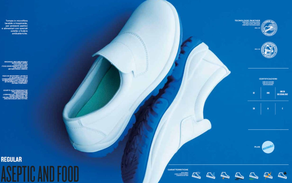 Aseptic & Food Safety Shoes