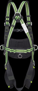 FA1020400 - KRATOS Safety Body harness 2 attachment points with belt