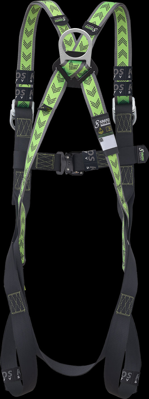 FA1011100 - KRATOS Safety Full body harness 3 attachment points (S-L)