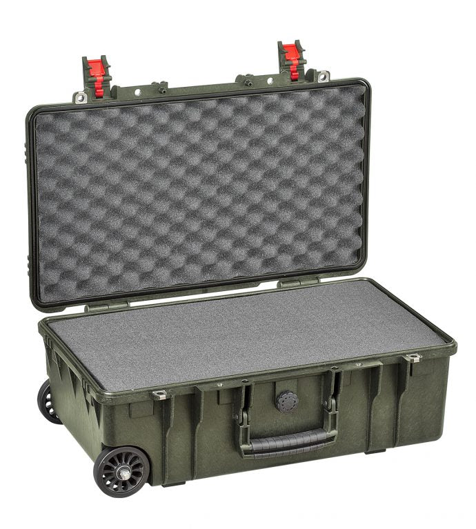 5218.G ,Transport cases, heavy duty cases, industrial cases, rugged cases.