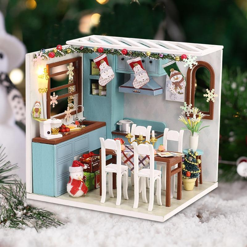 Christmas Kitchen DIY