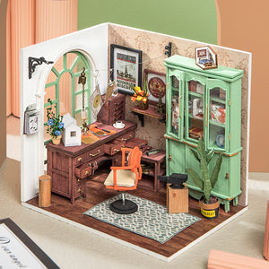 Vintage Workspace DIY