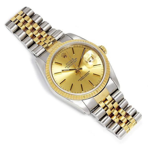 Rolex Datejust 36mm Two Tone - Ref. 16013