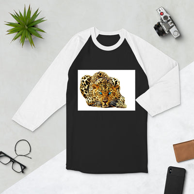 FavStuffs Print on Demand Full Sleeve Cotton Raglan Shirt for Mens - FavStuffs