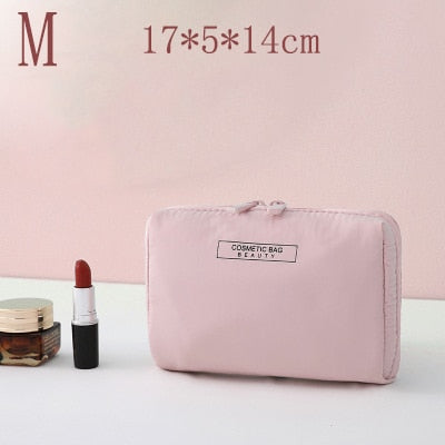 Schmitz Waterproof Cosmetics Travel Make Up Bag - FavStuffs