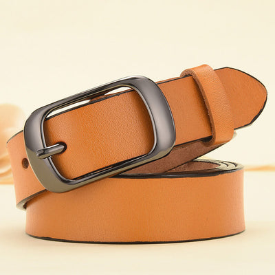 FavStuffs New Women's Genuine Leather Adjustable Belt - FavStuffs