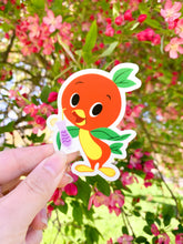 Load image into Gallery viewer, Orange Bird Violet Lemonade  sticker