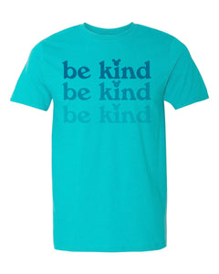 New Be Kind tee