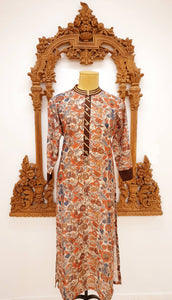 Multi- Coloured Printed Kurti