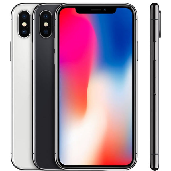 Apple iPhone X (GSM/CDMA Unlocked: Verizon, AT&T, T-Mobile, Sprint)