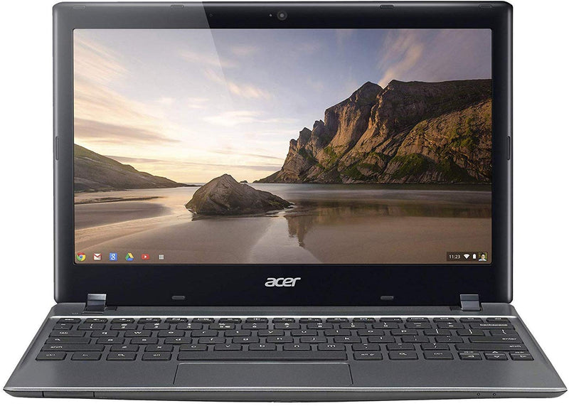"Acer C720-2844 11.6"" 4GB RAM 16GB Storage Gray WiFi HDMI Chromebook"