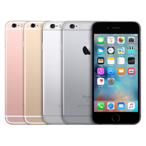 Apple iPhone 6S (GSM/CDMA Unlocked: Verizon, AT&T, T-Mobile, Sprint)