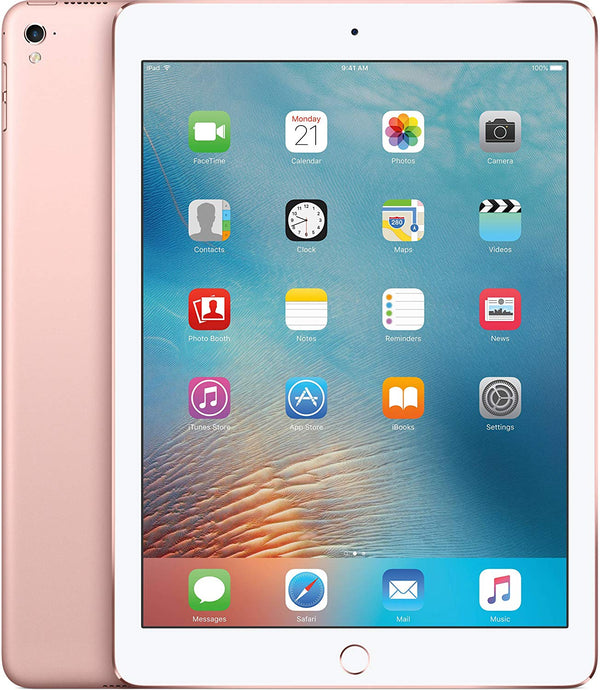 "Apple iPad Pro 9.7"" (1st Gen, 2016) 128GB Rose Gold (WiFi Only)"