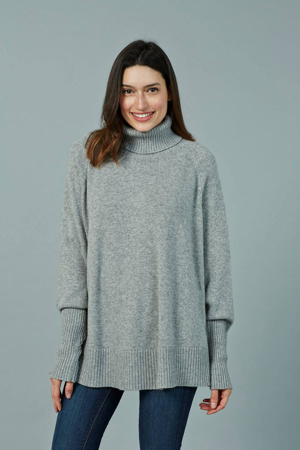 Cosy Rollnecks Jumper - Bird of Paradise London