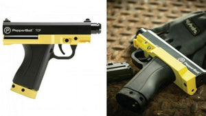 PepperBall TCP Tactical Compact Pistol Consumer Kit, Non-Lethal Defense