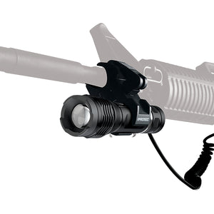 iProtec LG400 400 Lumen Firearm Light Universal Long Mount