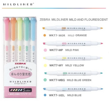 Load image into Gallery viewer, Zebra Mildliner- Mild & Flourescent
