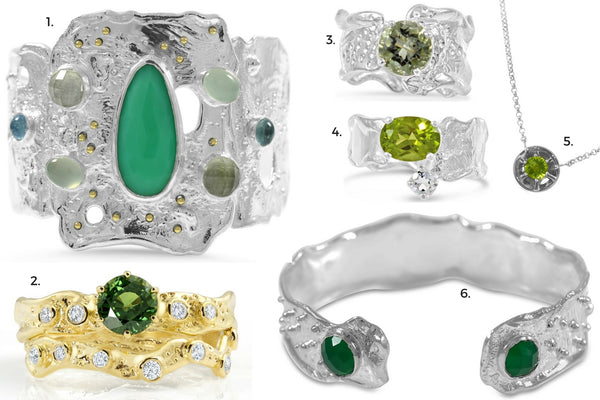 Kristen Baird Jewelry Celebrated St Patrick's Day