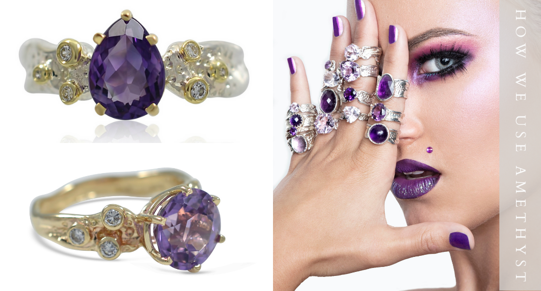 How we use Amethyst at Kristen Baird