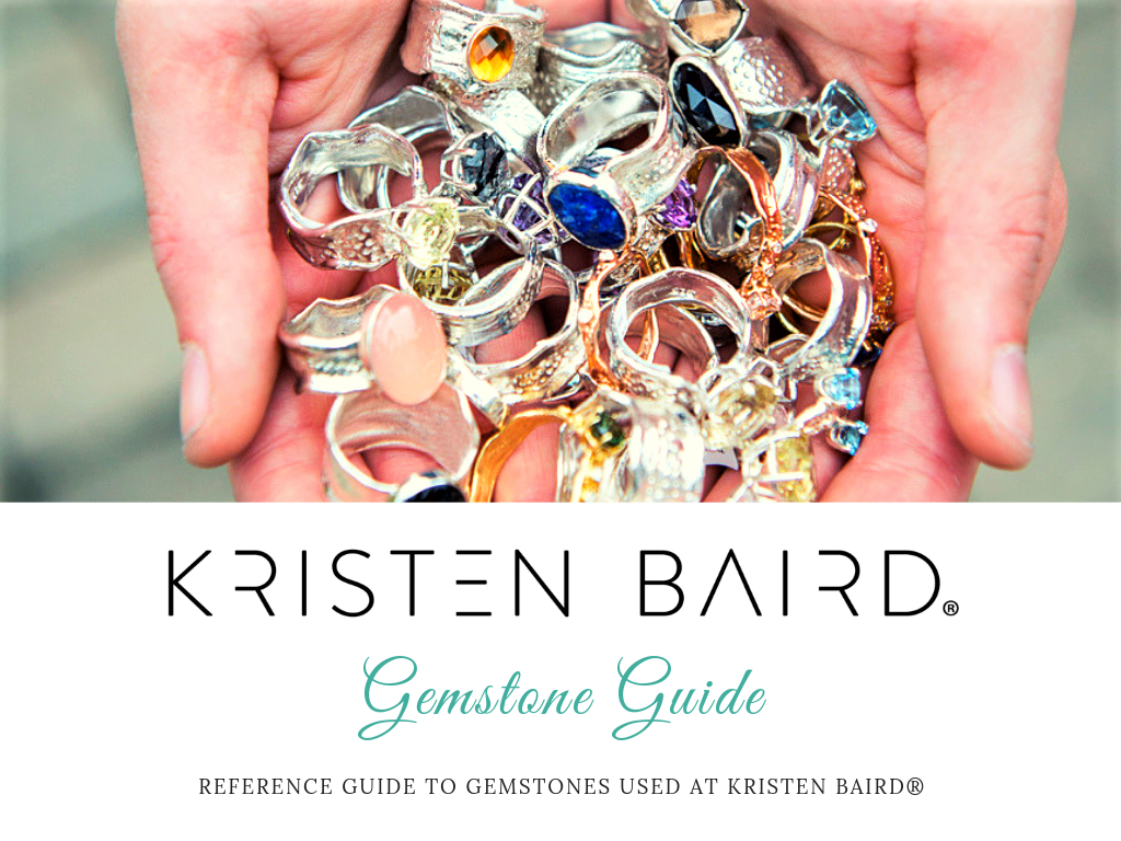 Kristen Baird Guide to Gemstones