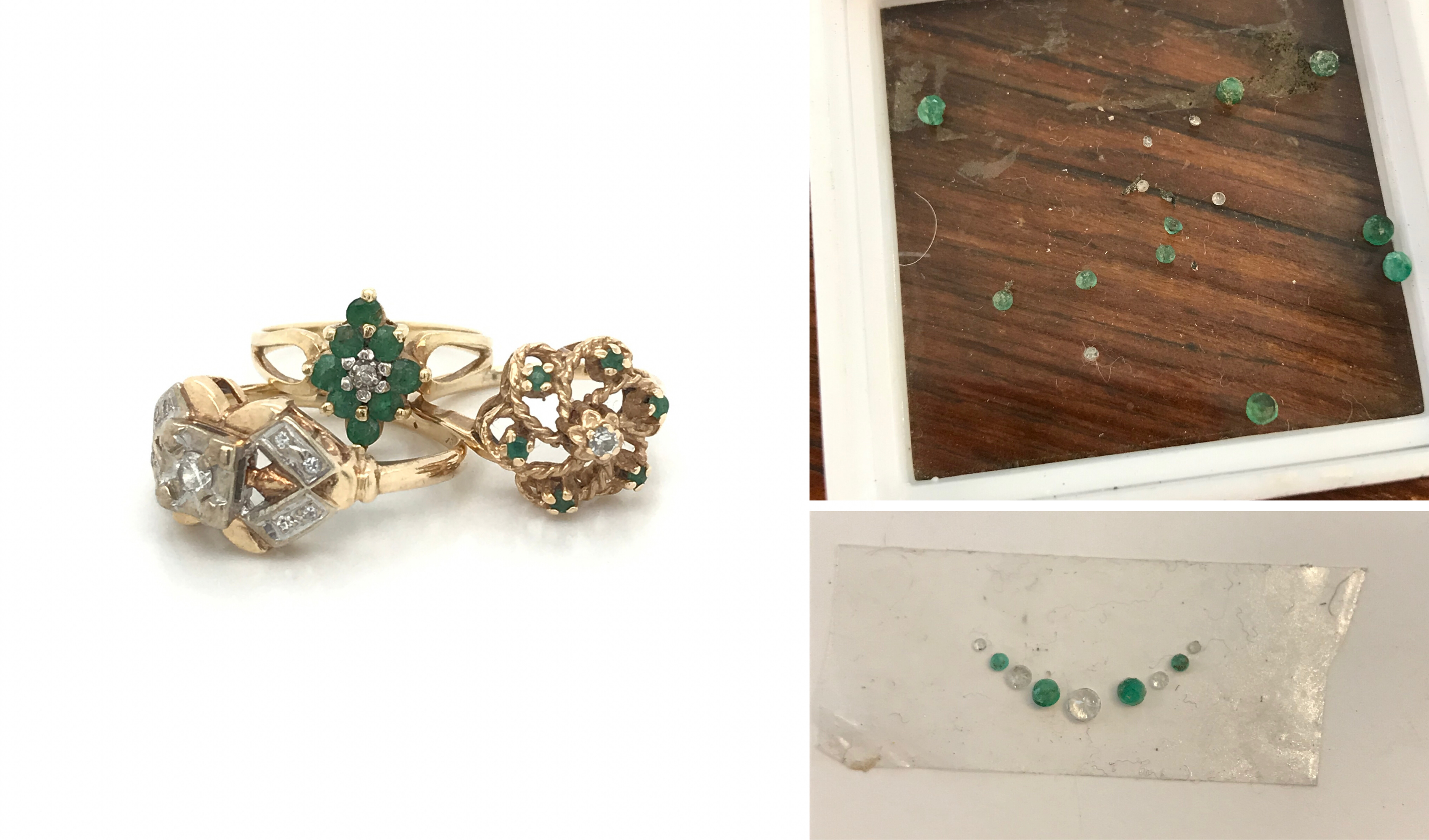 Petite Emerald Beauty Commission Redesign by Kristen Baird®