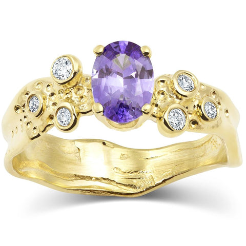 Beneath the Stars Ring, Violet
