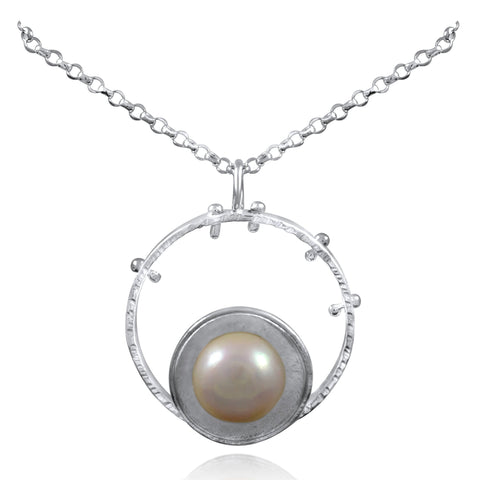 Aurora Pearl Necklace by Kristen Baird®