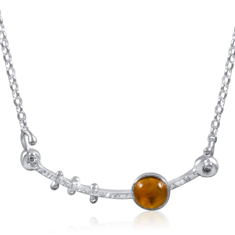 Comet Necklace - Citrine - by Kristen Baird®