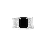 Ripple Ring - Black Onyx