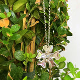Fleur de Cerisier Grand Necklace_by Kristen Baird® Jewelry