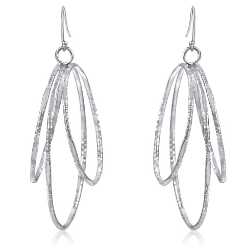 Grand Lunar Ring Hoops by Kristen Baird®