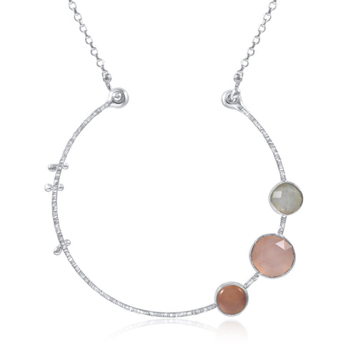 Nova Necklace - Pinks - by Kristen Baird®