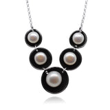 Quint-Pearl Necklace with Patine_Kristen Baird®