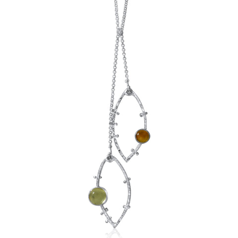 Solstice Lariat Yellows by Kristen Baird®