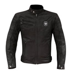 Load image into Gallery viewer, Alton Leather Jacket-leather-Merlin-Black-38-Merlin Bike Gear