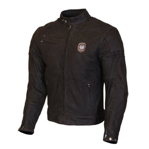 Alton Leather Jacket-leather-Merlin-Brown-38-Merlin Bike Gear
