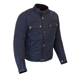 Barton II Waxed Cotton Jacket