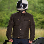 Load image into Gallery viewer, Barton II Waxed Cotton Jacket