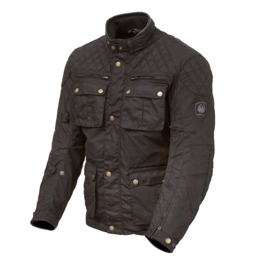 Edale Jacket-Tech Wax-Merlin-Small-Merlin Bike Gear